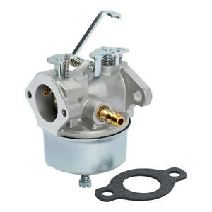 Carburetor Fit for Tecumseh 5HP 6HP H30 H50 H60 HH60 632230 632272 Engine Silver