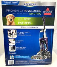 BISSELL ProHeat 2X Revolution Pet Pro Full-Size Carpet Cleaner New 1964