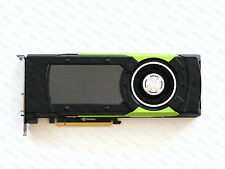 HP/NVIDIA Quadro M6000 12GB Professional CUDA Graphics Video Card (L2K02AA)