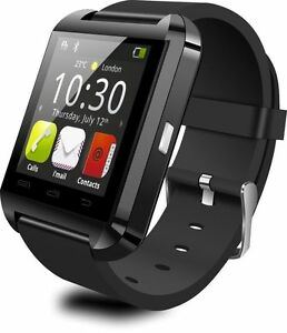 Bluetooth Smart Wrist Watch Phone Mate For IOS Android iPhone