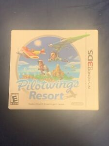 Pilot Wings Resort 3DS (complete)