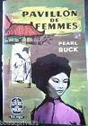 Livre de poche d'occasion de 1966 - Pavillon de femmes - Pearl Buck