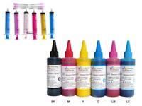600 ml Pigment Bulk Refill Ink for Epson (nonOEM) Artisan 810,835, 837,T098 T099