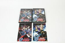 G Gundam Mobile Fighter - Round Two Three (Vol 2 3) Anime DVD