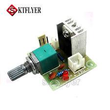 LM317 Regulator Down Voltage Power Converter Module Speed Control DC3.5-15V