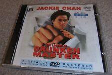 Jackie Chan The Legend of Drunken Master DVD Video CD