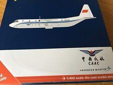 China CAAC Lockheed Martin L-100-30 Model Gemini Jets CAA GJCCA1418 1/400 B-3002