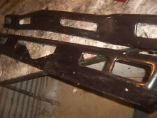 HQ Bumper Bars Fibreglass GTS Monaro - Suits Holden