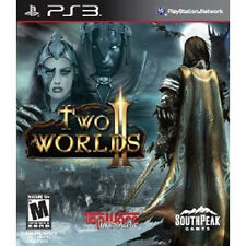 Two Worlds II 2 Genuine SONY Playstation 3 PS3 Game NEW Factory Sealed