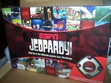Pressman Espn Jeopardy Game----NEW SEALED IN BOX