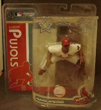 Albert Pujols St. Louis Cardinals 1st Baseman Baseball McFarlane Toys 2007 MIB