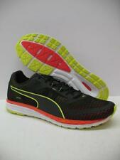 5d35dce2731 PUMA 189081 Speed 500 Ignite Running Training Shoes Sneakers Black Mens 13
