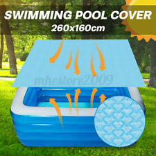 Solar Swimming Pool Cover Heat Retaining Dustproof For Above-Ground Pool