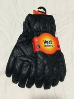 Heat Holders Black Quilted Dual Insulation Gloves Women's M/L