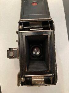 Zeiss Ikon ? Ernerman Klapp Folding 127 Camera w Ludwig Lousa Enlodar 75mm f3.5