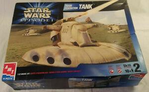 Trade Federation Tank - AMT/ERTL 30123 - 1/32