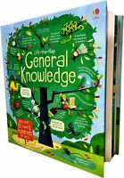 Lift-the-Flap General Knowledge (Usborne Flap Books) (See Inside) by Alex Frith