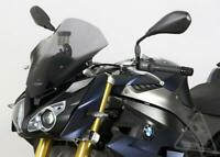MRA TouringScreen Windscreen For BMW S1000R '14-'19 - Smoke Grey