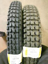 Pirelli MT43 MT 43 trials trial tyre tyres front rear pair Professional