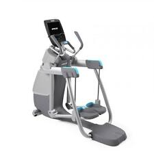 Precor AMT 885 Adaptive Motion Trainer w/ Open Stride & P80 Console