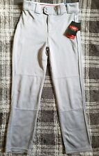 NWT Rawlings Youth Premium Baseball/Softball Semi-Relaxed Fit XL, Gray