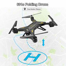 Remote Control Foldable KY601S 4 Channel Long Lasting Quadcopter Drone Wifi Toy