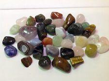 1/2 pound Tumbled Stones - Decor, Metaphysical, Birthdays, Fun - FREE Shipping!