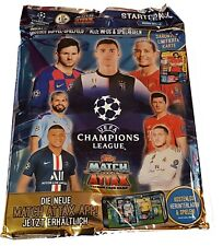 Topps Match Attax Champions League 2019/2020 Starterpack Limited Edition 19/20