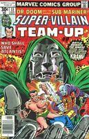 Super-Villain Team-Up #13 (1977) Marvel Comics