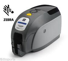 Zebra ZXP Series3 ID 1-Side Card Printer USB & FREE Ribbon PVC Cards & Software