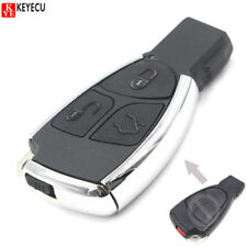 New Modified New Smart Remote Key Shell Case Fob 3B for Mercedes-Benz CLS C E S