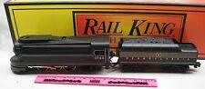 MTH ~ 30-1118-1 Pennsylvania K-4s Torpedo 4-6-2 Steam Locomotive 3-rail