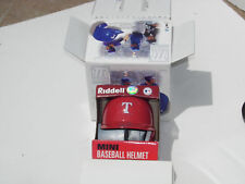 2002 Topps Reserve Alex Rodrguez Mini Baseball Helmet Signed Autograph AUTO Arod