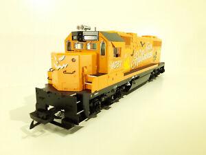 """NEUHEIT Spur G USA TRAINS GP 38-2 """"Halloween"""" kräftige Antriebe Artikel:R22237"""