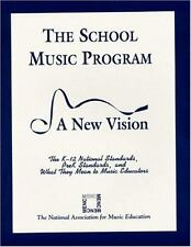 SCHOOL MUSIC PROGRAM - MENC TASK FORCE FOR NATIONAL STANDARDS IN THE ARTS (COR)
