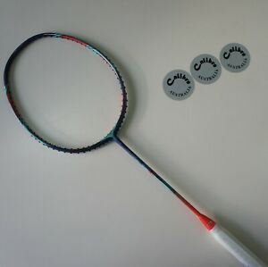 Li-Ning AERONAUT 9000C (Combat) Control Badminton Racquet, New Release
