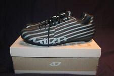 Giro Empire ACC Dark Shadow Black Reflective Road Cycling Shoes, New in Box