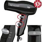 REVLON HAIR DRYER Blower 1875W Heat Professional Fan Styler Dry Cool Blow Shot