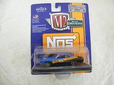 M2 Machines Auto Drivers Nitrous Oxide System 1969 Pontiac GTO R44 17-36