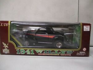 Road Legends 1991 Willys Coupe 1/18