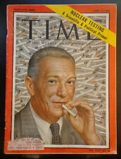 TIME magazine A11 1960 R J REYNOLDS-CAR ADS Lincoln BUICK INVICTA-Coke