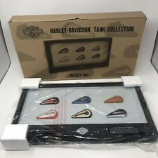 Harley Davidson Tank Collection Set Holiday 2014 Sunbury OH. NEW 6-Piece