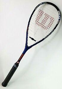 Wilson TI Power Titanium Squash Racket