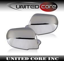 Honda Accord 98 99 00 01 02 Chrome Mirror Cover 3M Tape
