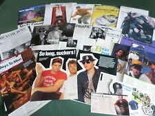 BEASTIE BOYS  - ROCK MUSIC - CLIPPINGS /CUTTINGS PACK