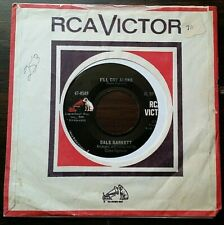 Gale Garnett - I'll Cry Alone/Where... 45 RCA Victor popcorn northern soul HEAR