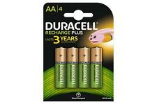 Duracell 656.980UK NiMH Plus 1300mAh Long Lasting Power Rechargable Battery