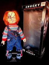 Chucky Movie Collectible Halloween Prop  New in Box Gothic & Horror Cert. Auth.