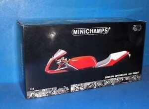 Minichamps Ducatti 996 RS Superbike C.FOGERTY 2000 1:12 122 001201