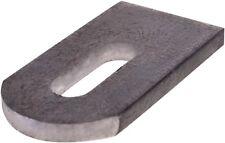 100 x Anschweißlasche Stahl 50x30 Rundloch Langloch Ankerplatte Hersteller